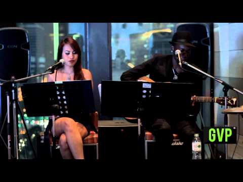 Oh life des'ree acoustic version by Kristine Tapasao and Herve Slim