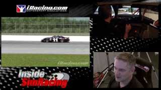 iRacing: Super Late Model Alpha Version @ Thompson & Langley