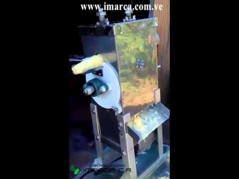 IMARCA Ralladora de maiz Corn Creamer Elotes rallador de Choclo