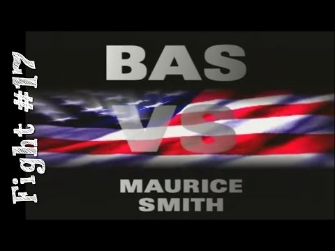 Bas Rutten's Career MMA Fight #17 vs. Maurice Smith