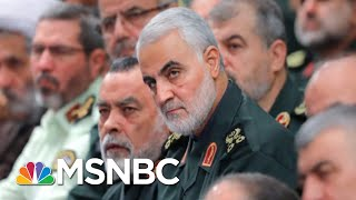 Day 1,079: Iran Vows Revenge After Trump-Ordered Killing Of Military Leader | The 11th Hour | MSNBC