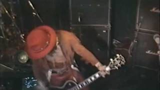 "HANOI ROCKS ""Tragedy"" Live at The Marquee 1983"