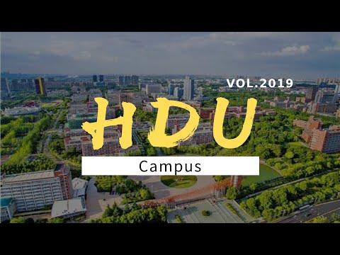 Hangzhou Dianzi University (Campus Life)   杭州电子科技大学