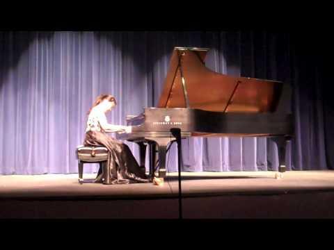 Mira Lee: Stravinsky, Dance of King Katschei, from Firebird Suite, arr. Agosti
