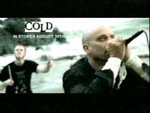 Cold - A Different Kind Of Pain Commercial + Short Live Performance