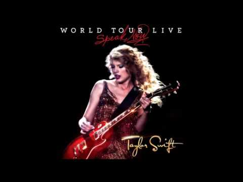 Taylor Swift - Sparks Fly (Live) [Audio]
