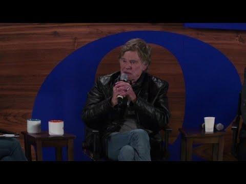 """Robert Redford: #MeToo es """"punto de inflexión"""" para Hollywood"""