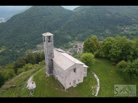 Chiesa di San Zeno da Pian delle Alpi, Valle d'Intelvi (Co)