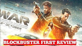 WAR Official Trailer || Blockbuster First Review | Hrithik Roshan | Tiger Shroff | Hrithik Vs Tiger