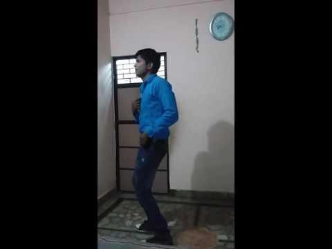 tu aaja mere close.. dance by ashok crpf boy hodal