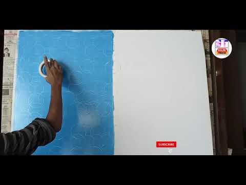 Asian paint royal play new abro tep banane ka idia    tarika part 2    Salim Tech