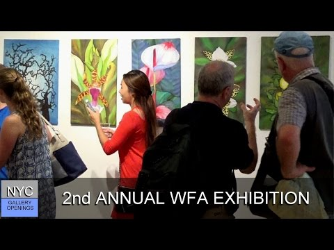 WORLD FINE ART AGENCY / 2ND ANNUAL EXHIBTION AT PHOENIX GALLERY