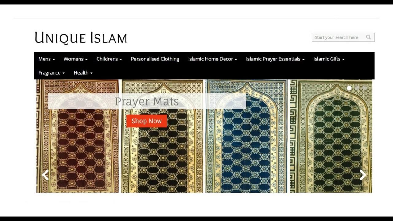 Unique Islam Uk Based Online Islamic Store uniqueislamcouk