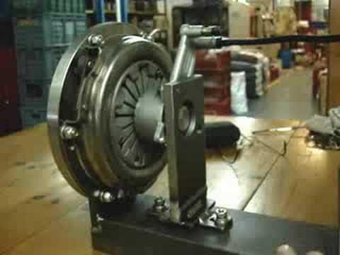 probador cilindro de embrague
