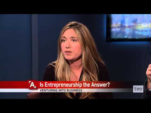 Is Entrepreneurship the Answer?