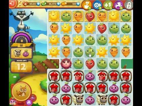 Farm Heroes Saga Level 1296