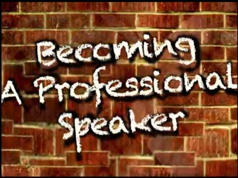 How To Become A Professional Speaker (3 tips)
