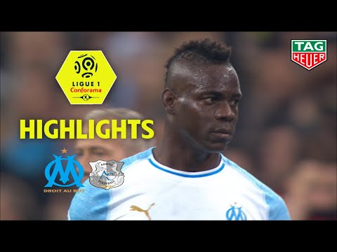 Olympique De Marseille - Amiens SC ( 2-0 ) - Highlights - (OM - ASC) / 2018-19