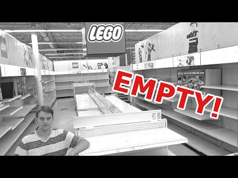 Inside Toys 'R' Us On The LAST DAY (very Sad)