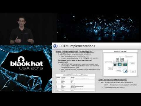 Breaking Hardware-Enforced Security With Hypervisors