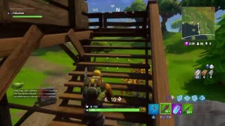 'Fortnite' on solo play because fortnte is bug peter