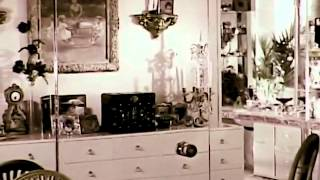 1970s Sun Country Commerical featuring Debbie Reynolds Bathroom