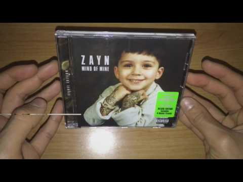 Unboxing: Mind Of Mine (Deluxe Edition) [ZAYN]