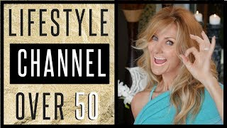 Fabulous50s is a lifestyle channel that explores fashion, beauty & for mature aged women over 50. i will share my reasons starting ch...