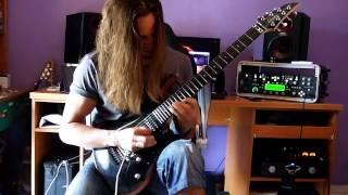 Gus Drax -  Miles Of Machines (Jeff Loomis Cover)