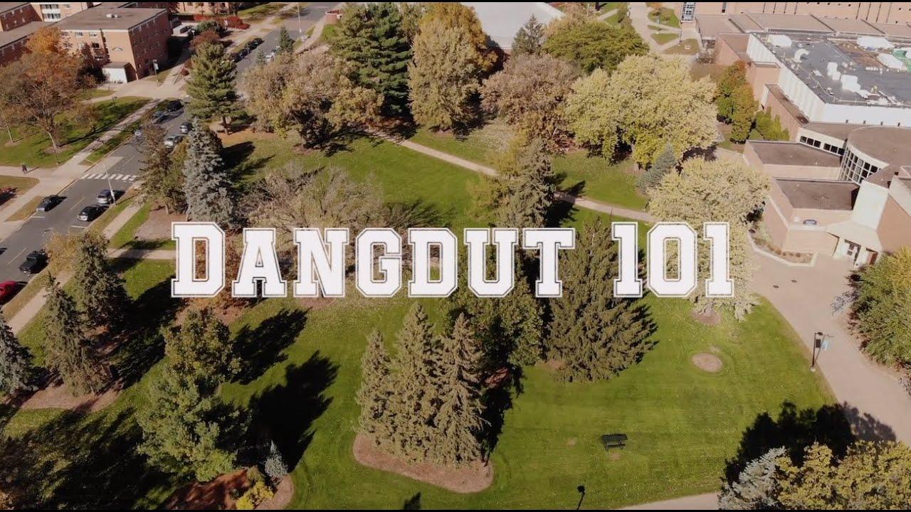 """DANGDUT 101""   Joelina Bee,Kristin,Brandon etc ( First Dangdut short movie play by all American)"