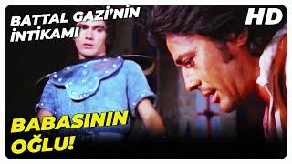 Battal Gazinin İntikamı  Battal, Oğluyla Düelloda  Cüneyt Arkın Filmleri