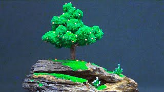 "DIY diorama ""Amazing Landscape"" 