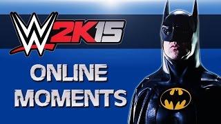 vuclip WWE 2K15 Next Gen Ep. 5 - Batman Vs Robin