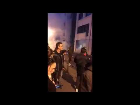 Père Chinois abattu devant ses deux filles par la Police à Paris XIXème