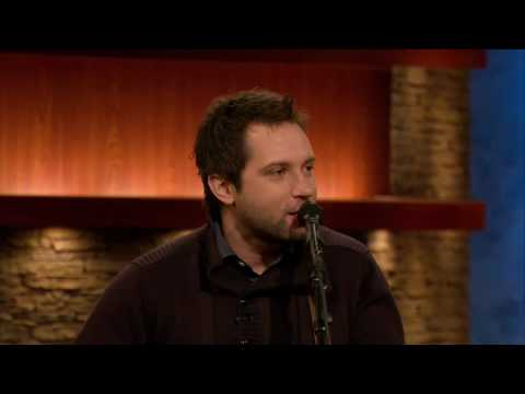 Brandon Heath ~ Give Me Your Eyes (Interview & Song )