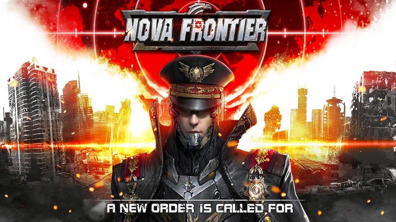 Nova Frontierhack version