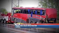 New Information on Charter Bus Accident near Laredo