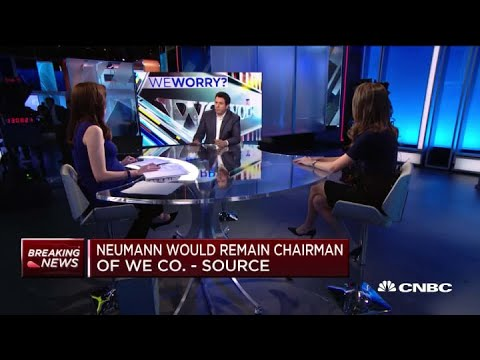 Adam Neumann will remain chairman of We Company, here's what's next