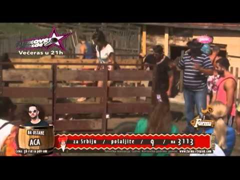 Stanija I Tamara U Akciji  Farma 6 2015