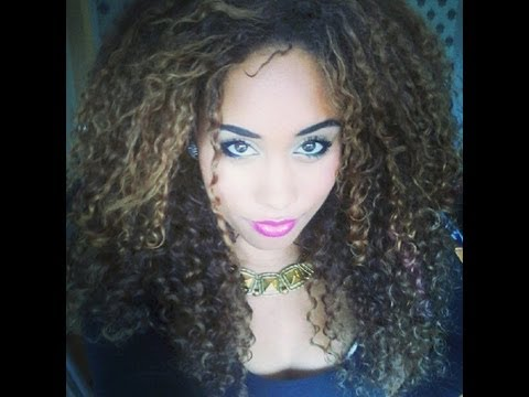 Natural Ways To Thicken Curly Hair