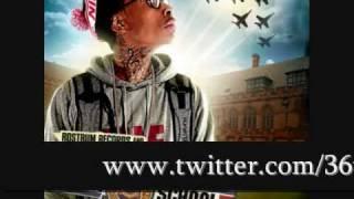 Wiz Khalifa - Ink My Whole Body Instrumental (Re-Created by 36ty5)