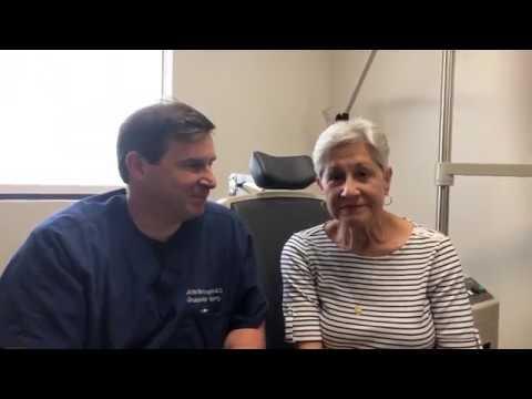 Dr. Burroughs - Upper Eyelid Lift & CO2 Laser Testimony