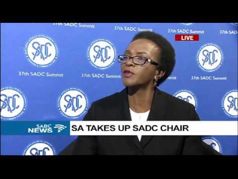Sophie Mokoena on current SADC summit