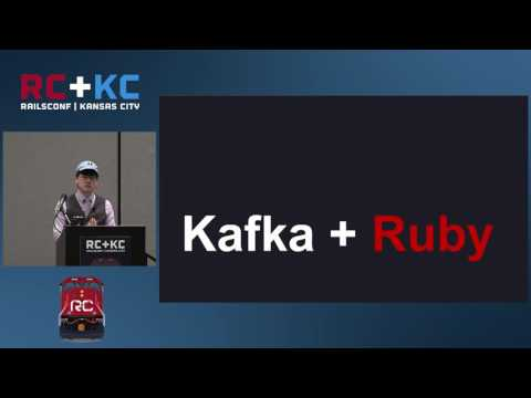 RailsConf 2016 - I Can't Believe It's Not A Queue: Using Kafka with Rails by Terence Lee