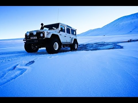 Iceland 4x4 expedition 2015 'ACTION'