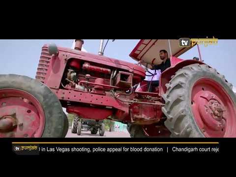 Bailaras Movie | Binnu Dhillonਦਾ ਟਰੈਕਟਰ ਟੋਚਨ | Entertainment Masala