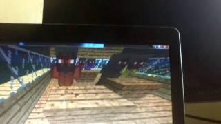 Сериал майнкрафт Екскалибур(карточные войны)