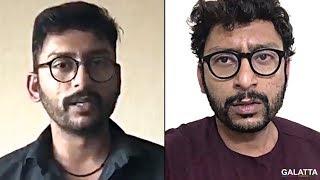 நாம Vote போட்டது Dhoniக்கு இல்லை - RJ Balaji | Cauvery | IPL | Sterlite | CSK | Cricket | MS Dhoni