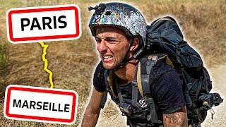 6 JOURS POUR FAIRE PARIS - MARSEILLE À TROTTINETTE !!