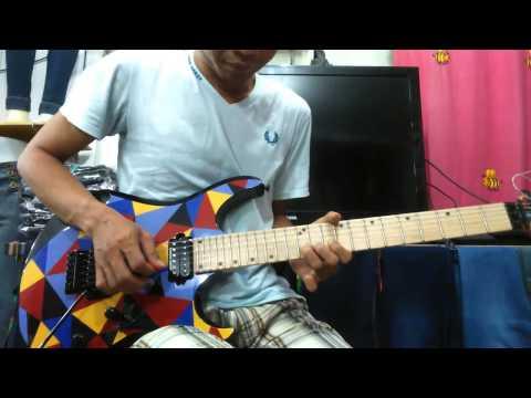 LELA - bidadari (guitar cover)